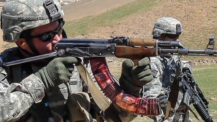 В ад и обратно - Документальный / боевик / военниый / исторический / США, Великобритания, Афганистан / 2011
