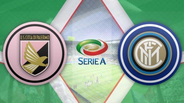 Палермо 0:1 Интер | Итальянская Серия А 2016/17 | 21-й тур | Обзор матча
