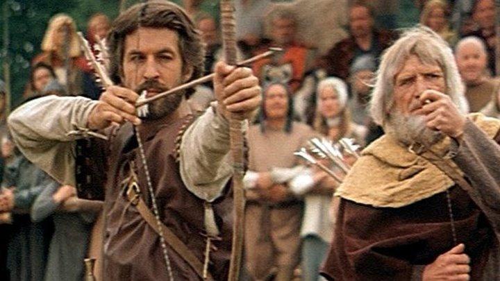 Стрелы Робин Гуда (СССР 1975 HD) Приключения, История (Режиссёрская версия)