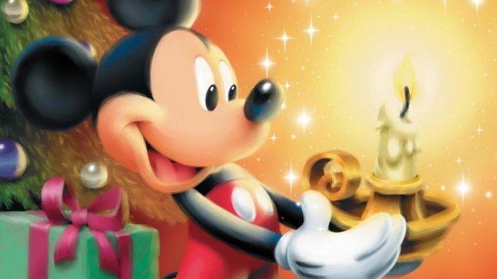 Микки. Однажды под рождество (1999) мультфильм, фэнтези, комедия, семейный HDRip от Koenig Dub (Walt Disney Pictures)
