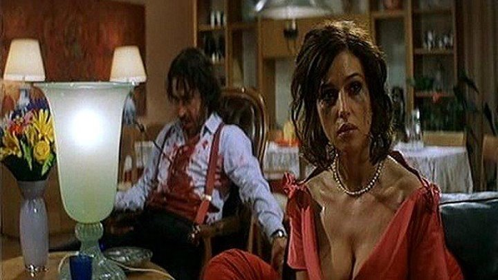 Праздника не будет (1998) драма, комедия