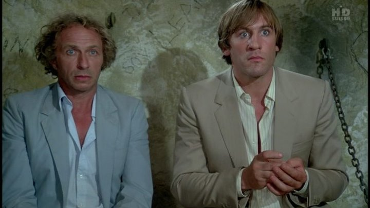 НЕВЕЗУЧИЕ 1 1981 DVD HDRip ПРИКЛЮЧЕНИЯ КОМЕДИЯ