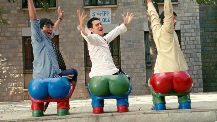 Три идиота(2009)