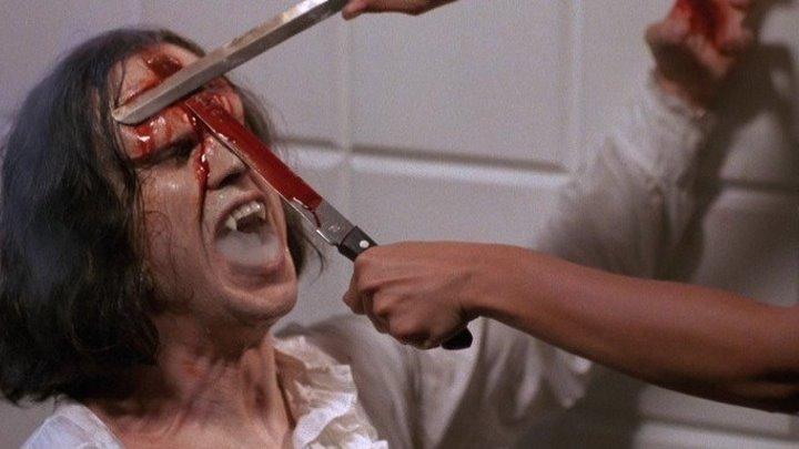 Музей восковых фигур (1988) ужасы, комедия