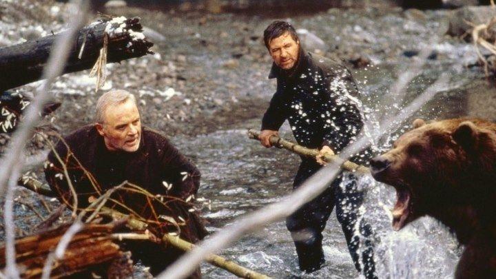 На грани 1997 Боевик, Триллер, Драма, Приключения.