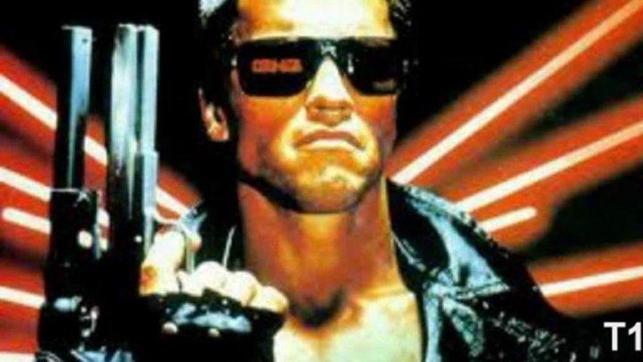 Терминатор 1984 фантастика, боевик, триллер