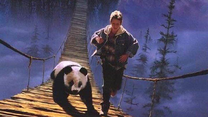 Удивительное приключение панды (1995) драма, приключения, семейный WEB-DLRip от Koenig DUB Стивен Лэнг, Райан Слэйтер, Йи Динг, Ванг Фэй, Чжоу Джиан Жонг