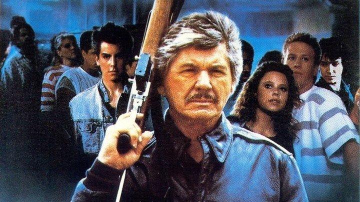 Жажда смерти 4: Разгром (криминальный триллер с Чарльзом Бронсоном) | США, 1987