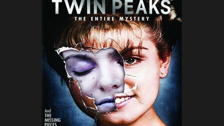 """Твин Пикс"" _ (1990) Триллер,драма,криминал,детектив. Сезон 1. Серии 3-4. (HD 1080p.)"