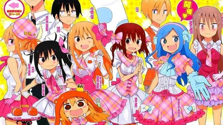 Himouto! Umaru-chan _ Двуличная сестренка Умару - 6 серия _ Reni & Itashi [AniLi