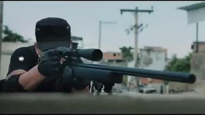 Идущий по линии (2016) боевик, триллер