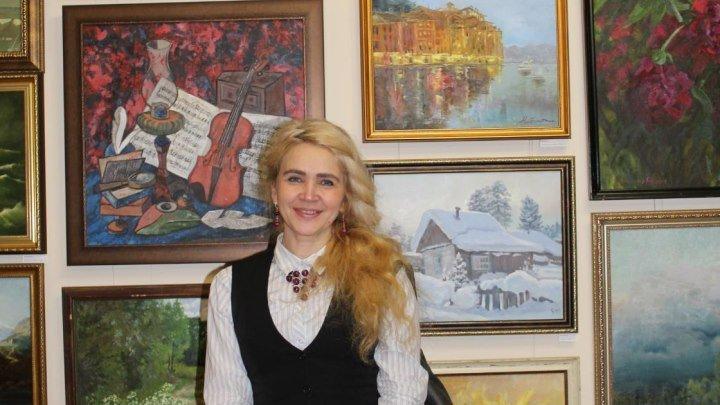 236. Студия живописи-Картинная галерея...(17.01.17 г.)