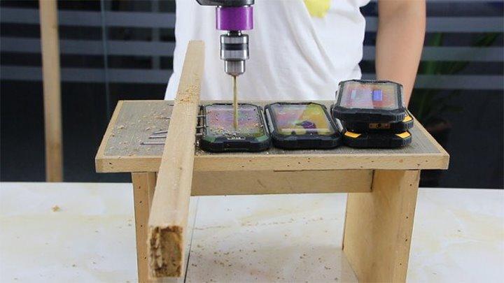 Защищенный смартфон Blackview BV6000 4G для Настоящих Мужчин!