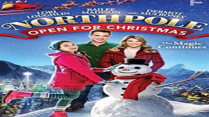 Северный полюс: Открыт на Рождество