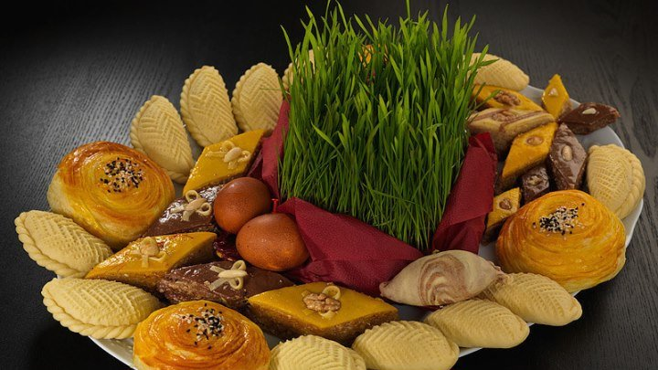 Азербайджанская Кухня - Готовим Шор-гогал к празднику Весны Новруз-Байрам..