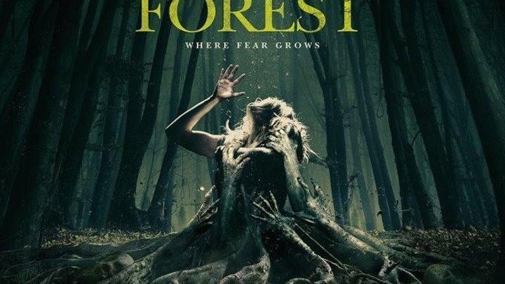 Лес призраков HD(ужасы, триллер, детектив)2016