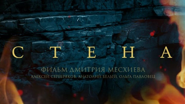 Х_ф Стена (2016) по роману В. Мединского
