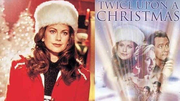 Ещё раз в Рождество [2001, фэнтези, мелодрама, комедия, семейный DVDRip] DVO (CBS Drama) Джон Дай, Кэти Айрленд, Мэри Доннели-Хаскелл, Уэйн Томас Йорк, Ллойд Берри