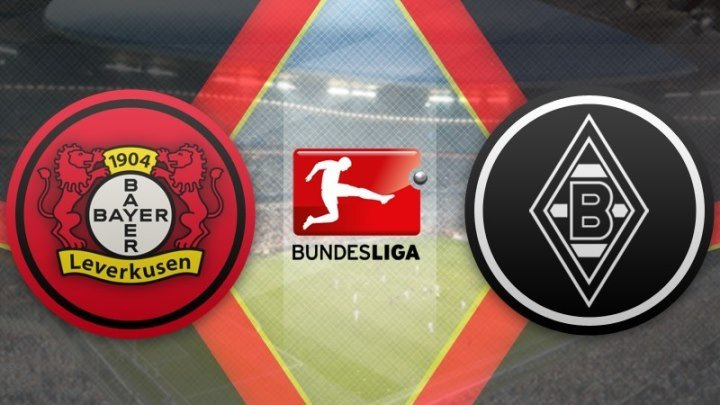 Байер 2:3 Боруссия Менхенгладбах | Чемпионат Германии 2016/17 | 18-й тур | Обзор матча