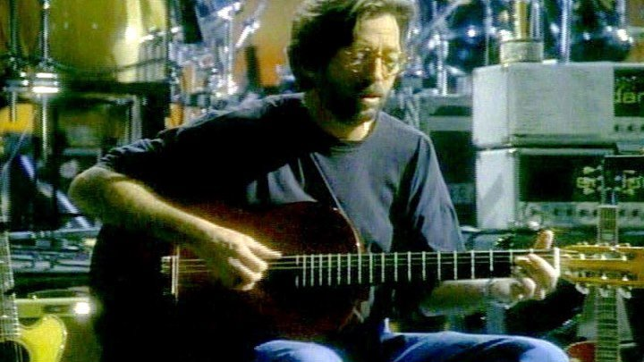 Eric Clapton - Tears In Heaven, 1992