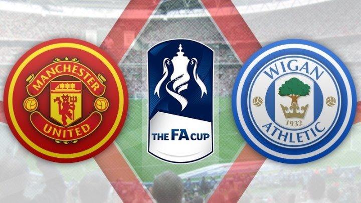 Манчестер Юнайтед 4:0 Уиган | Кубок Англии 2016/17 | 1/16 финала | Обзор матча