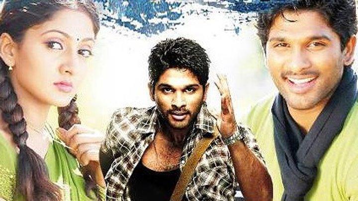 Побег ради любви (2008), Индия, боевик, мелодрама.