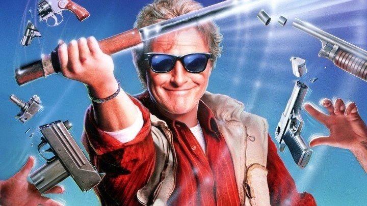 Слепая ярость (знаменитый боевик с Рутгером Хауэром) | США, 1989