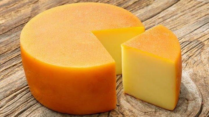 Как сделать настоящий твёрдый сыр из творога в домашних условиях