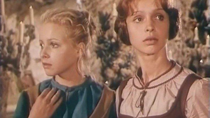 Беляночка и Розочка (1979) ГДР Сказка