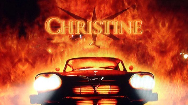Кристина (Christine 1983)