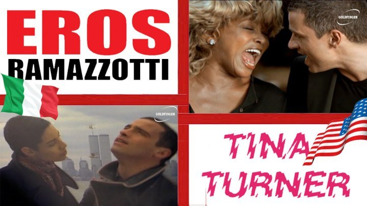 Eros Ramazzotti & Eros Ramazzotti with Tina Turner - Cose Della Vita