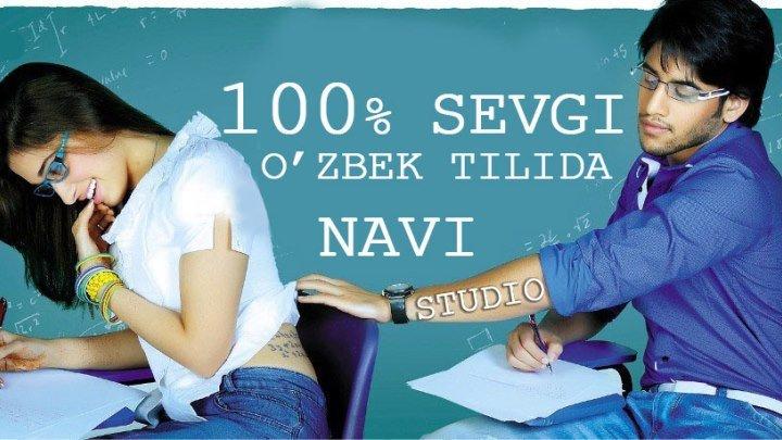 100 % sevgi ( Hind kino O'zbek tilida ) HD