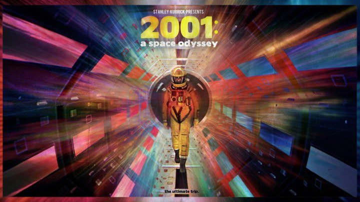 2001 год: Космическая одиссея / 2001: A Space Odyssey (2001, Фантастика, приключения) перевод Андрей Гаврилов