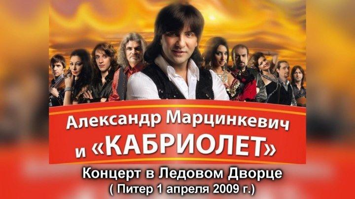 Александр Марцинкевич - Концерт в Ледовом Дворце / 1.04.2009 / полная версия