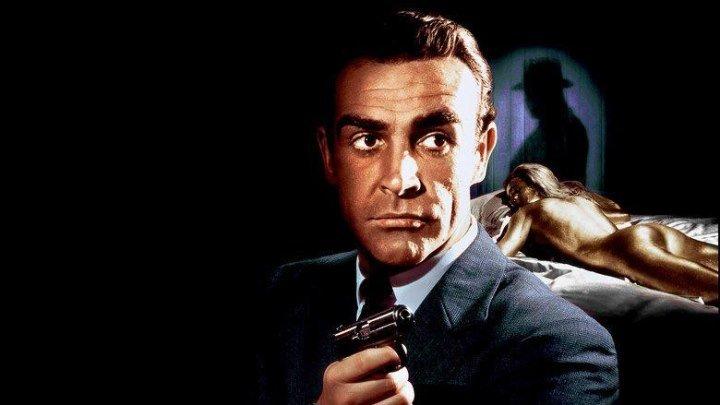 007: Голдфингер (приключенческий боевик с Шоном Коннери) | Великобритания, 1964