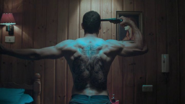 Спаситель (2014) HD (боевик, криминал)