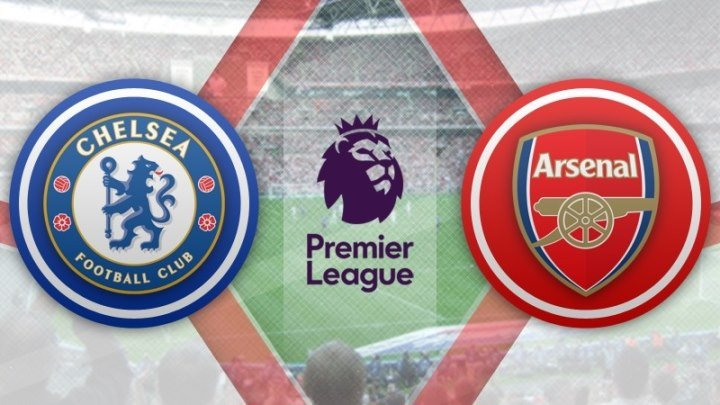 Челси 3:1 Арсенал   Чемпионат Англии 2016/17   Премьер Лига   24-й тур   Обзор матча