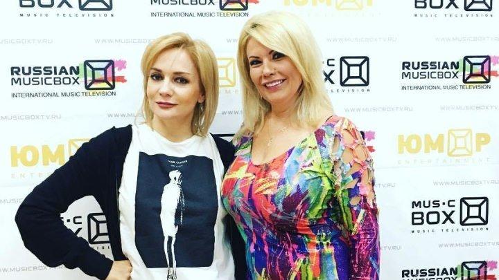 Татьяна Буланова на канале MUSIC BOX TV (от 02.02.17)