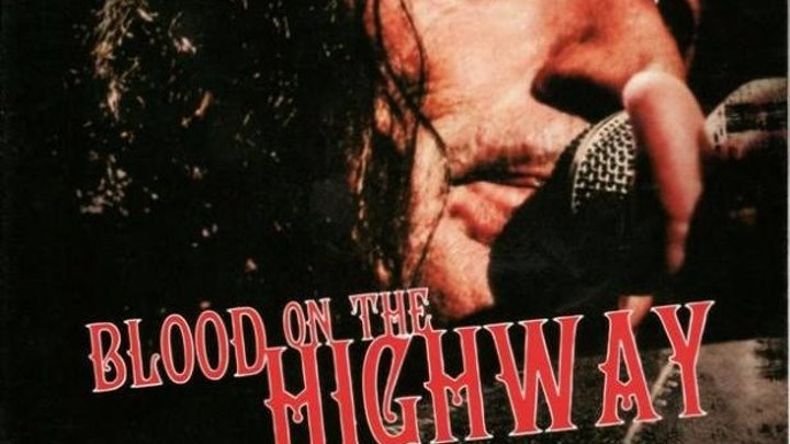 KEN HENSLEY - BLOOD ON THE HIGHWAY. 2008 - https://ok.ru/rockoboz (6265)