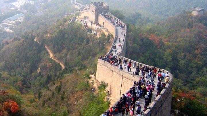 Китайская стена – Кто построил Китайскую стену. Шок - запрет на исследование