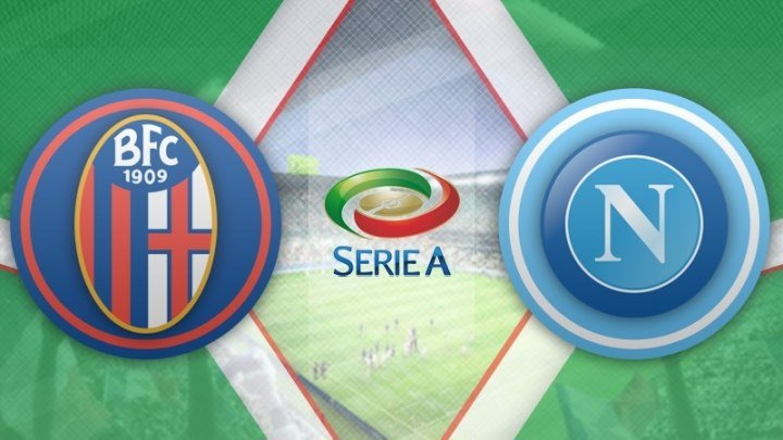 Болонья 1:7 Наполи | Итальянская Серия А 2016/17 | 23-й тур | Обзор матча