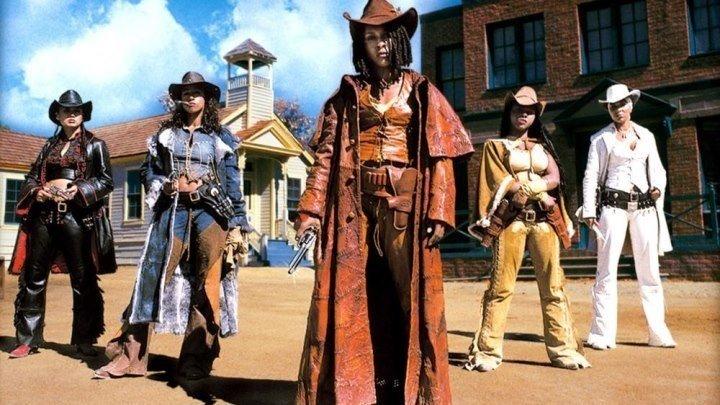 Розовая банда (2003) боевик, вестерн