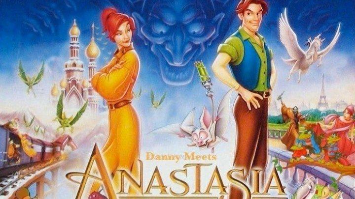 Анастасия _ Anastasia (1997) Blu-ray