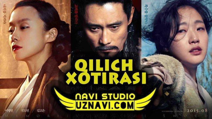 Qilich xotirasi (o'zbek tilida)HD