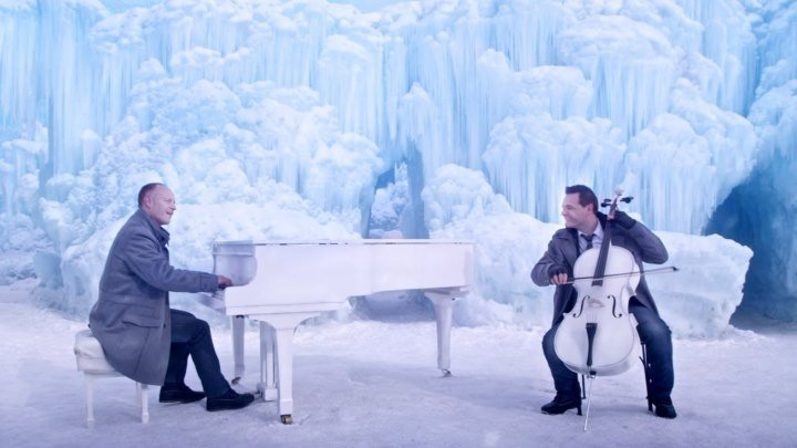 The Piano Guys - Let It Go (Disney's Frozen) Vivaldi's Winter