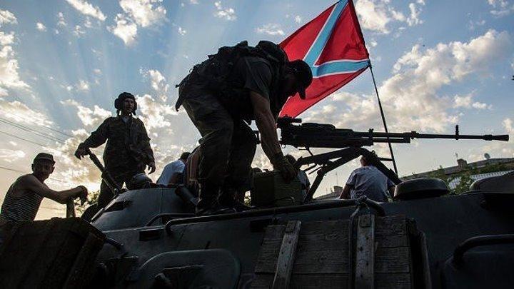 Воины интернационалисты в НОВОРОССИИ