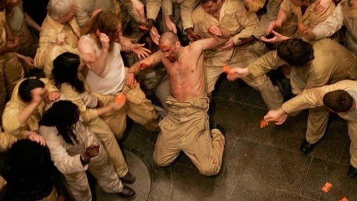 Побег из тюрьмы. триллер, драма, криминал, .