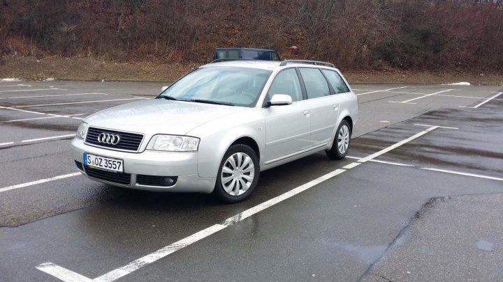 Audi A6, 2.5TDi, 2005 год. Заказ в г. Тирасполь. 01.02.2017
