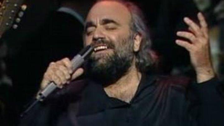 Демис Руссос - Goodbye my love, goodbye (клип) 1973