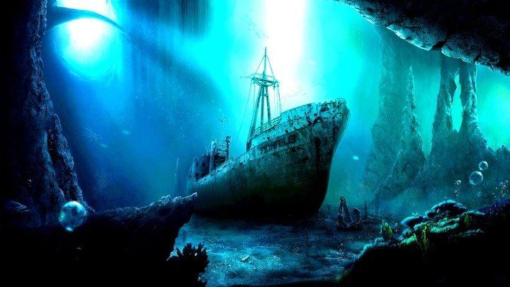 Вся правда о кладбище кораблей. Затерянные миры